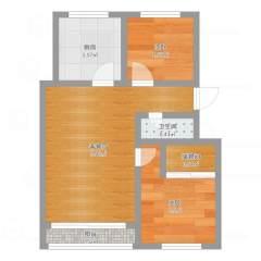 (桥西区)麒麟湾3室2厅2卫110m²豪华装修