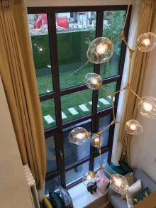 中兴东大街loft精装复式公寓买一层赠一层2室2厅38m²精