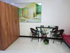 邢台襄都区甜橙国际1室1厅1卫50m²精装修