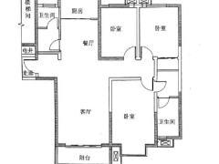【个人房源】邢台信都区警苑小区3室2厅2卫91万140.75m²出售